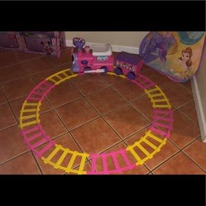 Disney Accessories - Minnie Mouse Train